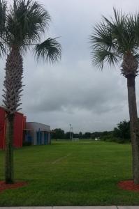 Pre run cloudiness