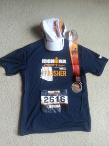 Finishers Swag