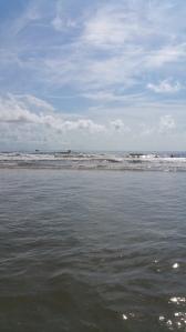 Major ocean swells